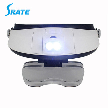 New Style Headband Surgical Dental Loupes with LED