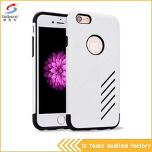 High quality multi-color/style shockproof for iphone 6 blank cellphone case