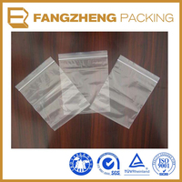 China Factory Small Clear Self Adhesive Cellophane Seal PE Bags
