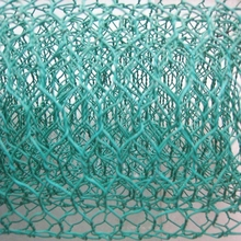 China Supplier chicken wire hexagonal mesh gabion box for gum protect
