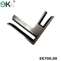 Stainless Steel Glass Panel Clamp/Mirror Clips