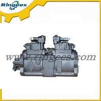 factory direct sale Excavator hydraulic parts hydraulic pump assy / hydraulic main pump used for Komatsu pc110r-1
