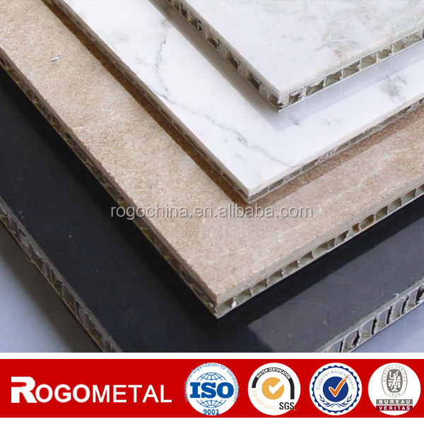 side length 0.4-20mm hospital interior building finishing materials with A3003/A5052