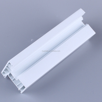 Hot sale upvc profile material to make window and door