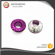 Decorative Manufacture Metal Grommet Eyelet For Clothing