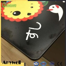 Amywell cheap price fire retardant 12mm FORMICA hpl colorful countertops