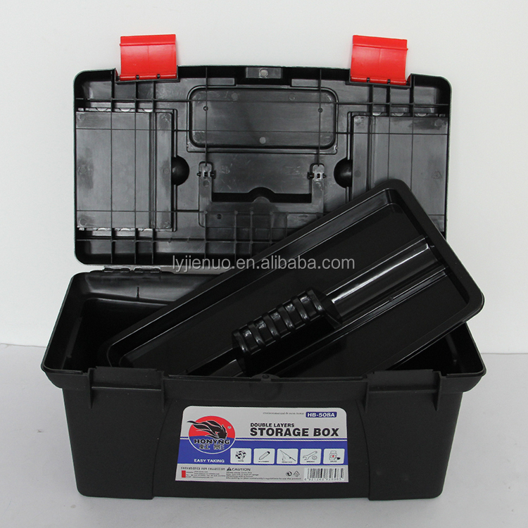 "18"" plastic box Component box tool box factory from linyi, China"