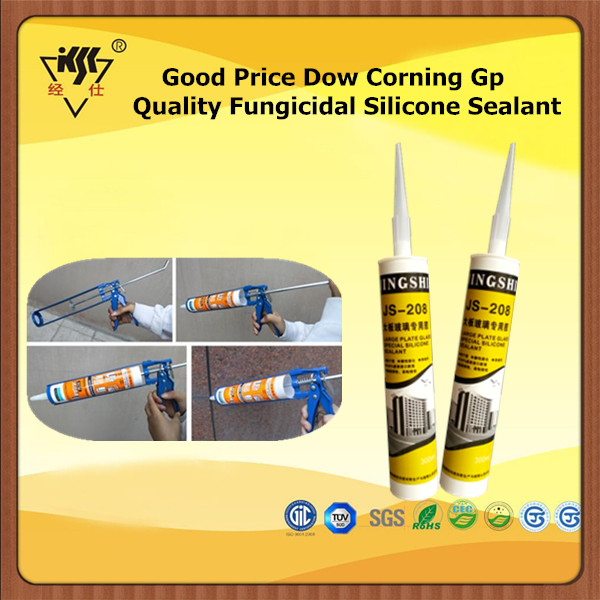 Good Price Dow Corning Gp Quality Fungicidal Silicone Sealant