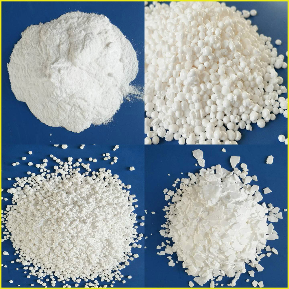Oil Drilling Chemicals Calcium Chloride 74% and 94%