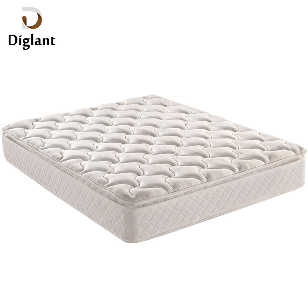 DM013 Diglant Gel Memory Latest Double Fabric Foldable King Size Bed Pocket magnetic mattress - Jozy Mattress | Jozy.net