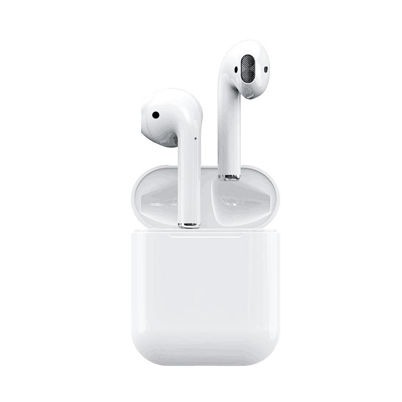 Usine directement I12 TWS 5.0 écouteurs sans fil nouvelle version aucun bruit vrai i12 stéréo écouteur - ANKUX Tech Co., Ltd
