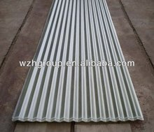 Cladding Corrugated Galvanized Plate / Sheet for Building Materials