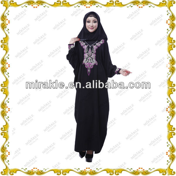 MF21386 Traditional wholesale muslimah clothes.