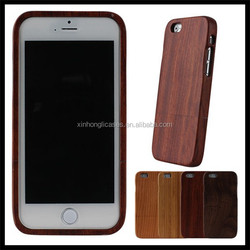 DIY Special Wood Phone Case For IPhone 6 Plus, wood mobile case, custom design wooden cell phone case