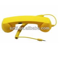 low cost pop color retro mobile phone handset from shenzhen