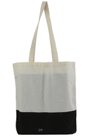 Customized Promotional Eco 140G Organic Cotton Tote Bags Wholesale