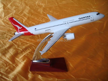 SCALE MODEL ONUR AIR LOGO RESIN MATERIAL A321 PLANE MODEL