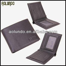 New design luxury leather wallet