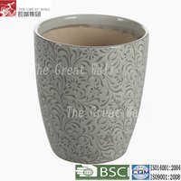 7 inch Cute ceramic pots flower planter