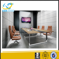 wholesale furniture china Rectangular design Office Meeting Table office desk wholesale