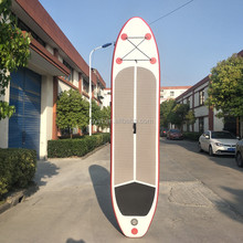 Inflatable motorized soft surfboard