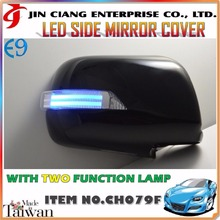 Car Body Parts For TOYOTA ESTIMA ALPHARD LED SIDE REAR MIRROR COVER