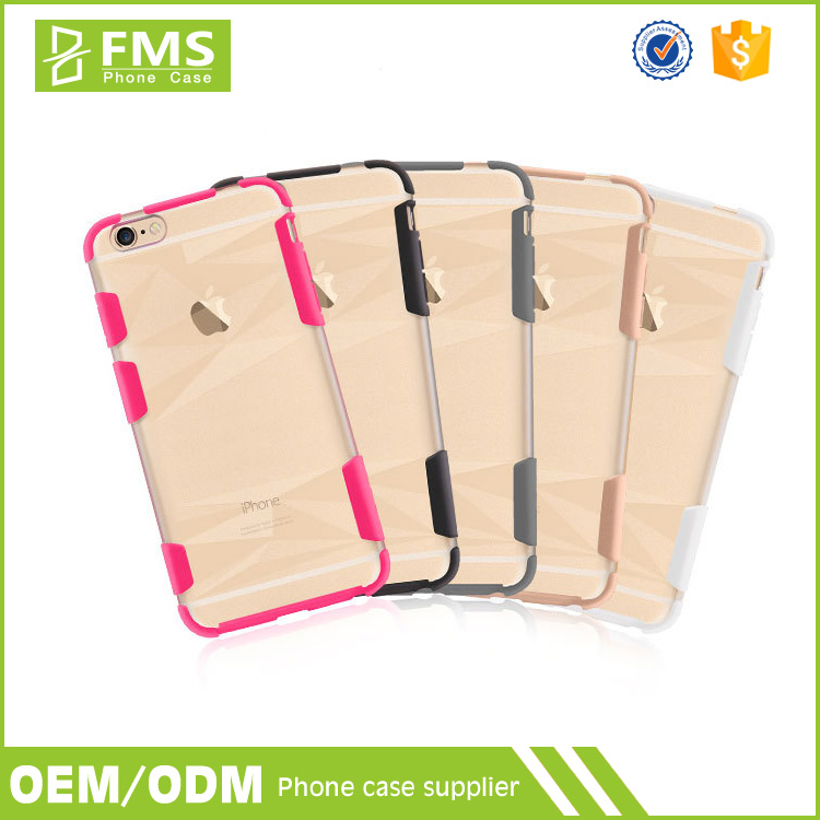 2016 Mobile Accessories OEM Custom Universal Silicone Phone Case