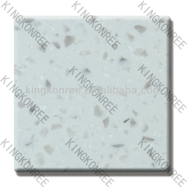 high glossy solid surface wall cladding materials