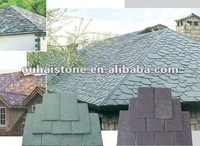 Xingzi county ouhai stone factory supply natural roofing slate