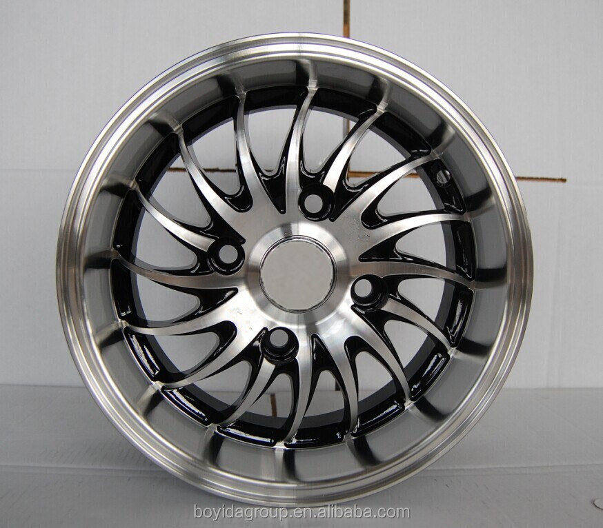 New design from china hot selling car hub wheel with factory price F068