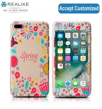 Factory price 3d printing sublimation phone case tpu pc case cover for iphone 6s