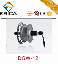 8S-9S Electric Bicycle Dynamo Hub With Cassette Freewheel
