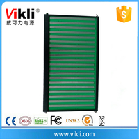 Rechargeable and customized size LiFePO4 72V car battery pack