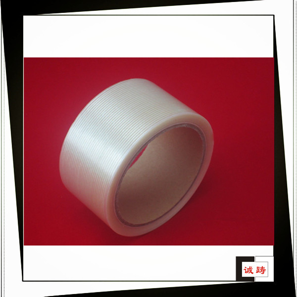 Heat Resistant Clear Fiberglass Insulation Tape For Steel