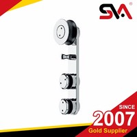 Frameless Shower Door Shower Door Rollers