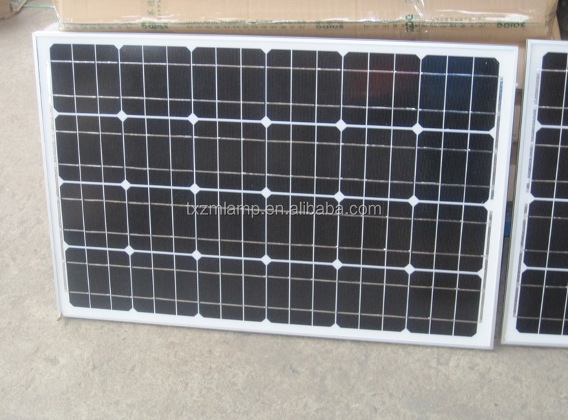 2014 black monocrystalline Silicon solar panel 135W