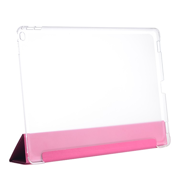 pink smoothly 4 folding tablet cover for ipad pro