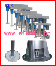 ELE Professional Hydraulic Lift High Speed Dissolver for chemical project