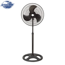 Home Appliances 4 Holes Base Oscillating 2 In 1 18'' Stand Fan
