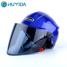 NM302 half face helmet with plastic vacant circle and lens unisex summer electric and motorbike helmet