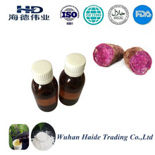 Natural extract Ube Yam flavor for Dairy products ,beverage ,icecream and so on