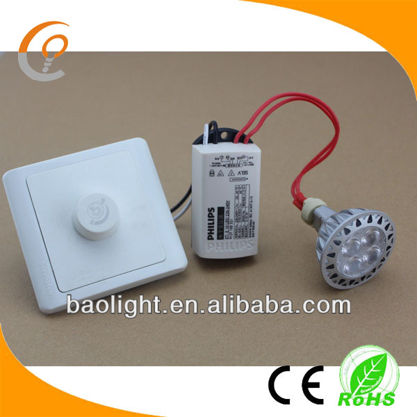 2014 Alibaba Express 3years Factory Dimmable MR16 LED Spot Bulb Compatible with Electronic Transformers
