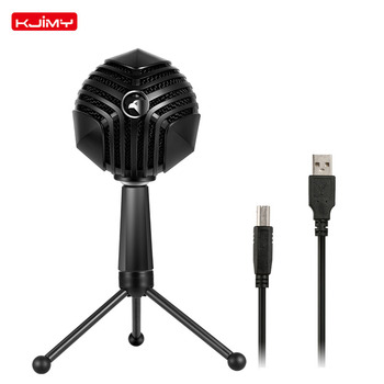 Fashionable Patented Condenser Dynamic Podcast Studio Microphone Multimedia