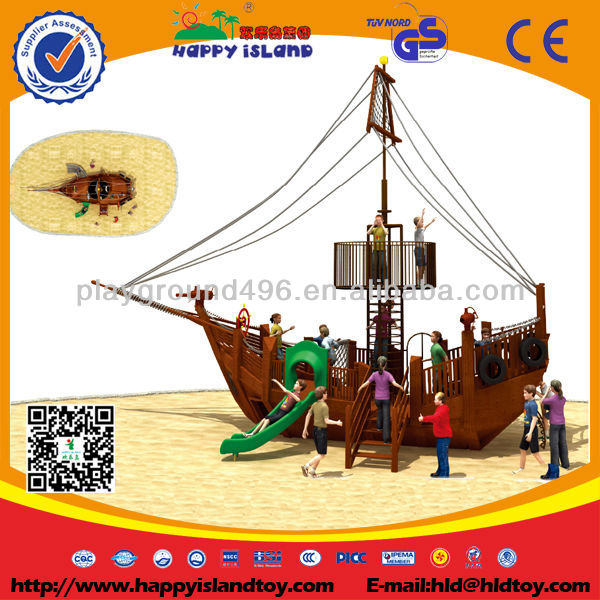 Multifunctional outdoor playground equipment, virtual playground, play land.
