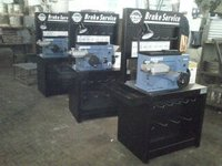 Disc/Drum Brake Service Machine