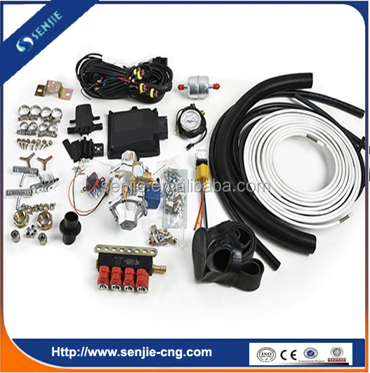 kit glp conversion lovato/wiring harness ecu cng kit/gas auto hose