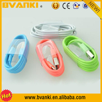 Smartphone Android Set Charger And Data Cable For Apple iPhone 5S Original,Wholesale Data Cable For iPhone 5 USB Charger