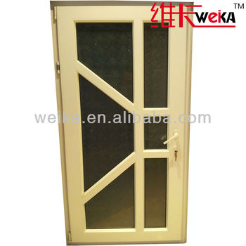 modern cheap casement aluminum doors prices