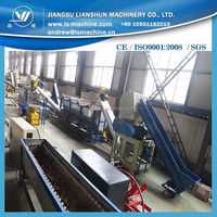 High quality pet bottle recycling washing machine