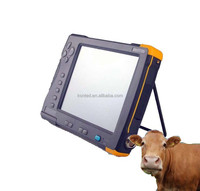 CE and ISO certificated digital veterinary Portable ultrasound scanner electronics tools and equipment